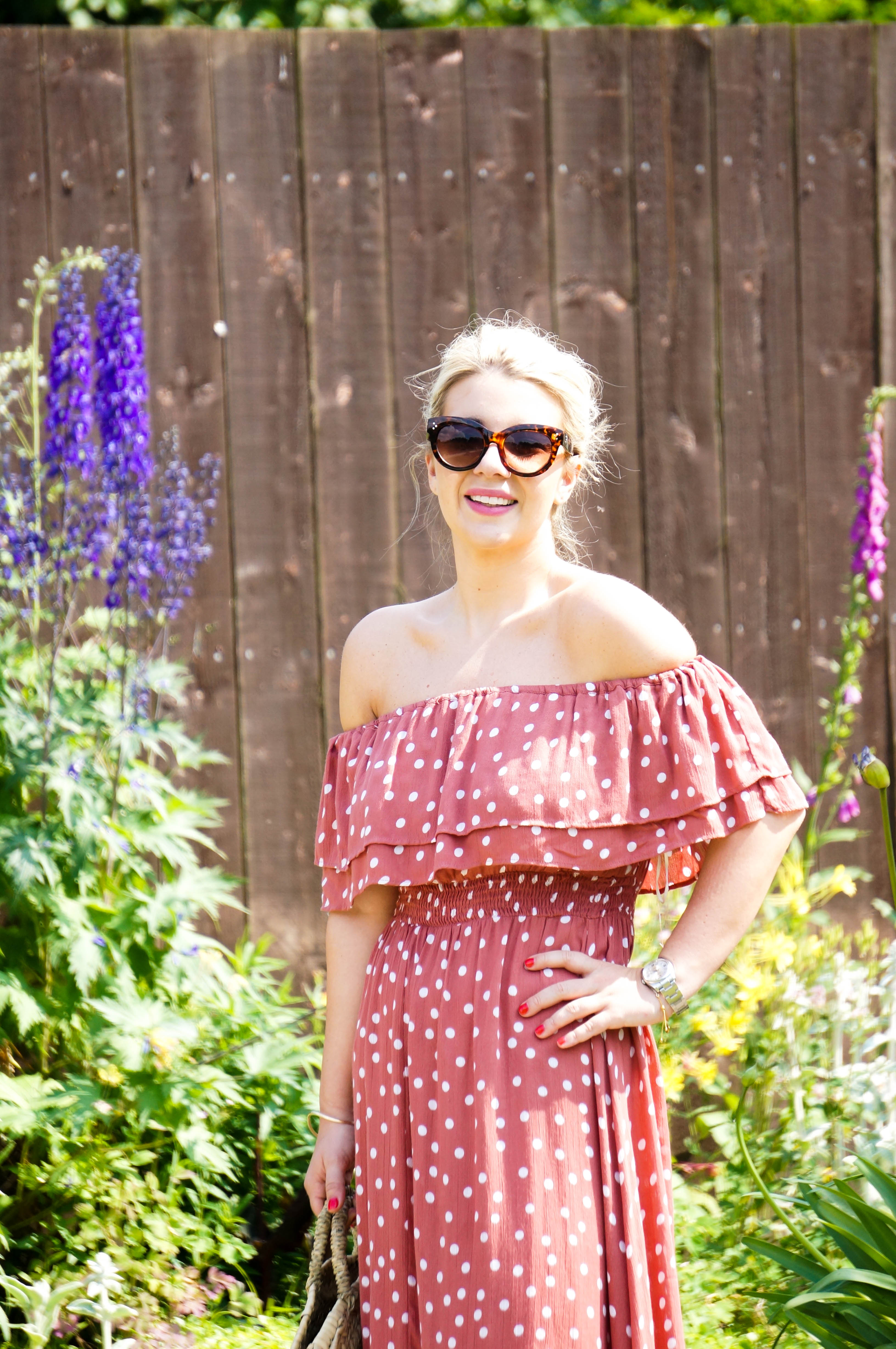 New Outfit Post River Island Dress